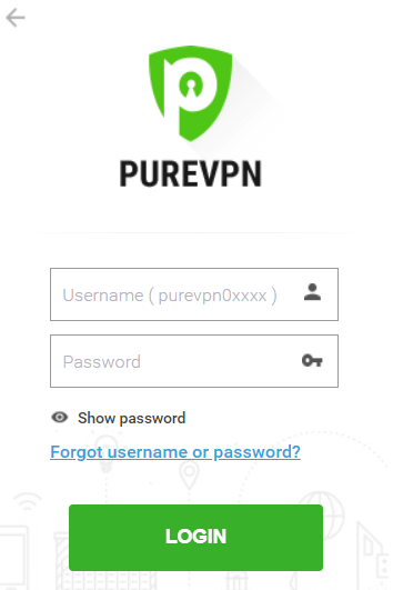 purevpn-login-area