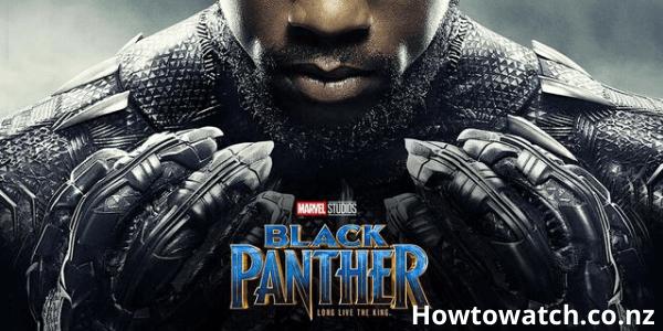 black panther netflix nz