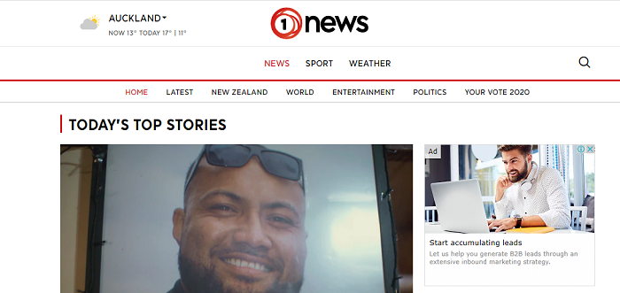 tvnz-1-news-section-on-official-site