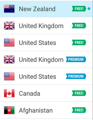 hola-servers-in-different-countries