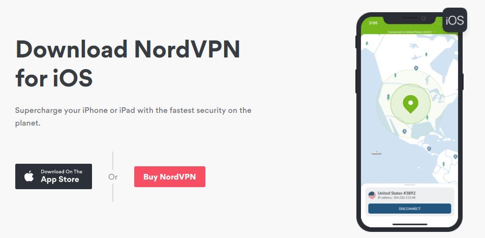 ios-app-of-nordvpn