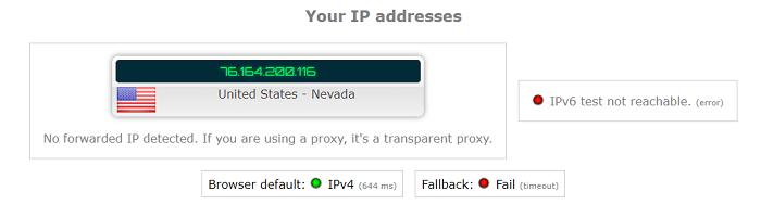 ip-leak-test-avast-vpn-las-vegas-server