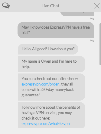 live-chat-feature-of-expressvpn