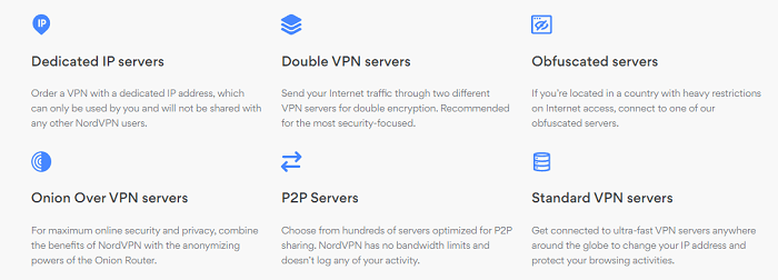 speciality-server-types-of-nordvpn