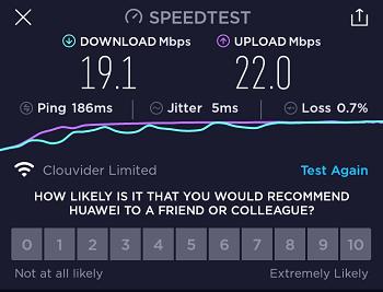 uk-server-speed-of-nordvpn