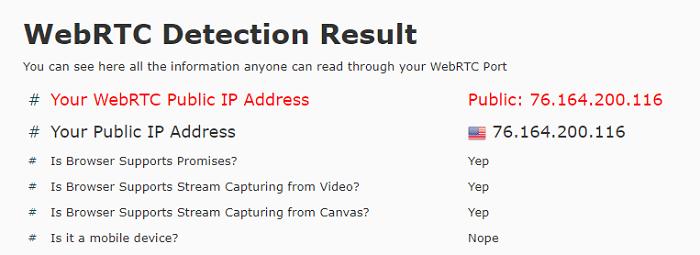 webrtc-leak-test-avast-secureline-las-vegas-server